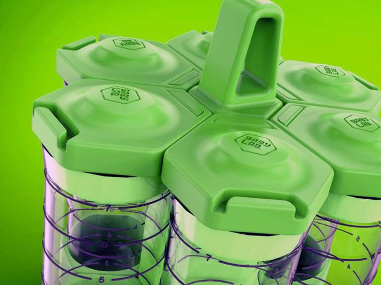 Babylab Formula Bottles