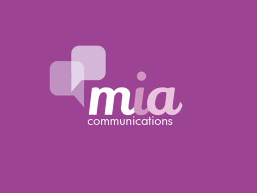 Mia Communications Branding